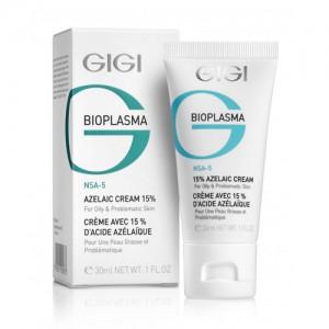 """Азелаиновый крем  Azelaic Cream 15% """"BIOPLASMA"""""""