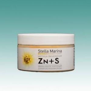 Маска для лица себорегулирующая « Zn-S»